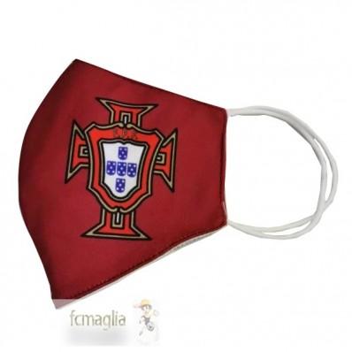 Asciugamano Maschera Da Calcio Portogallo