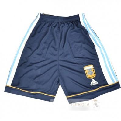 Away Pantaloni Argentina Retro 1998 Blu