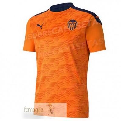 Concepto Divise Calcio Away Valencia 2020 2021
