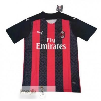 Concepto Divise Calcio Prima AC Milan 2020 2021