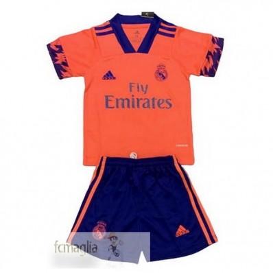 Concepto Divise Calcio Set Bambino Real Madrid 2020 2021