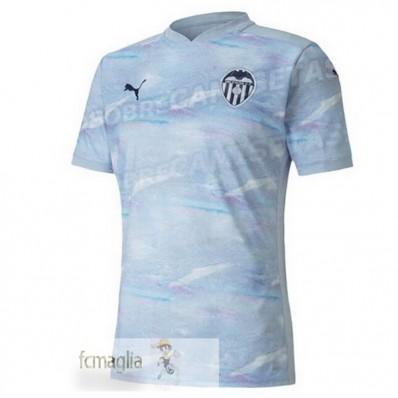 Concepto Divise Calcio Terza Valencia 2020 2021