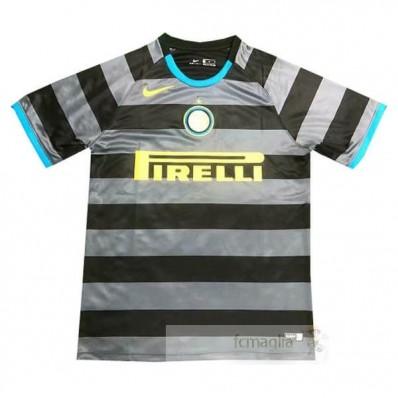 Concepto Divise calcio Away Inter Milan 2020 2021