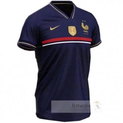 Concepto Divise calcio Francia 2019 Nero