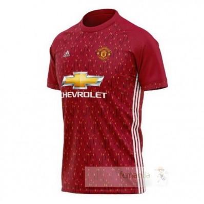 Concepto Divise calcio Manchester United 2020 2021 Rosso