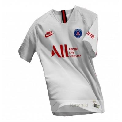 Concepto Divise calcio Paris Saint Germain 2019 2020 Bianco