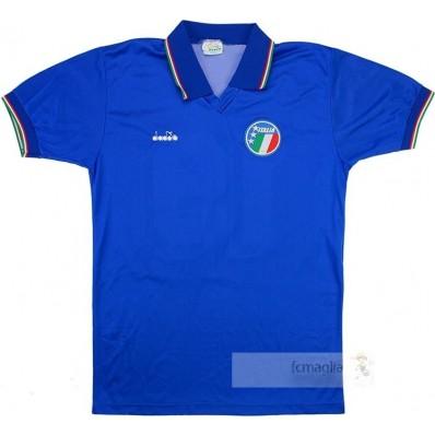 Diadora Divise calcio Prima Italia Retro 1990
