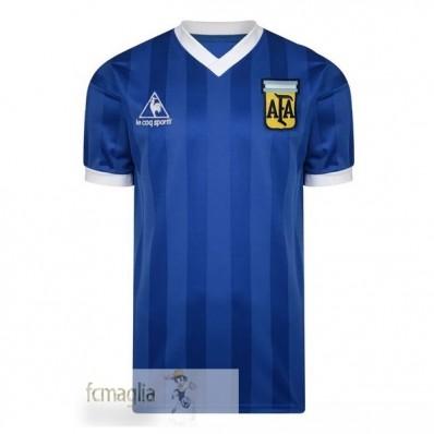 Divise Calcio Away Argentina Retro 1986