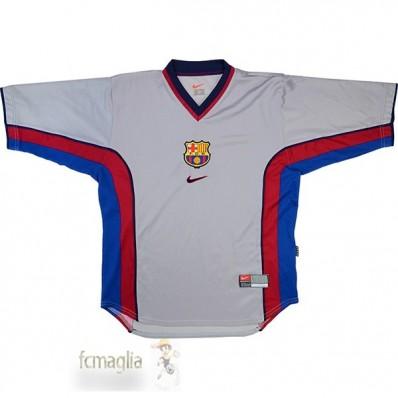 Divise Calcio Away Barcellona Retro 1998 2001