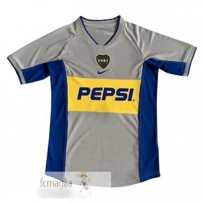 Divise Calcio Away Boca Juniors Retro 2002