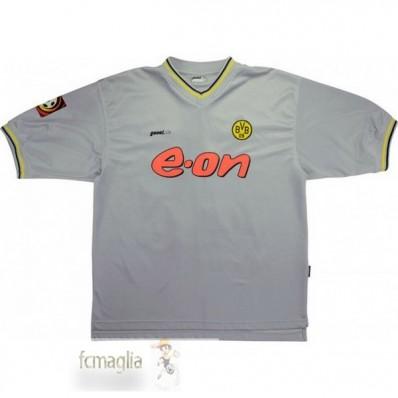 Divise Calcio Away Borussia Dortmund Retro 2000