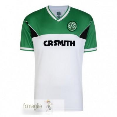 Divise Calcio Away Celtic Glasgow Retro 1985 1986
