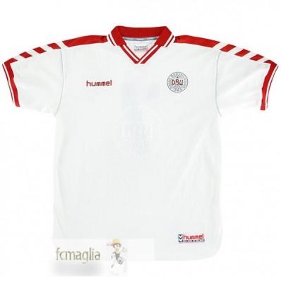 Divise Calcio Away Danimarca Retro 1998