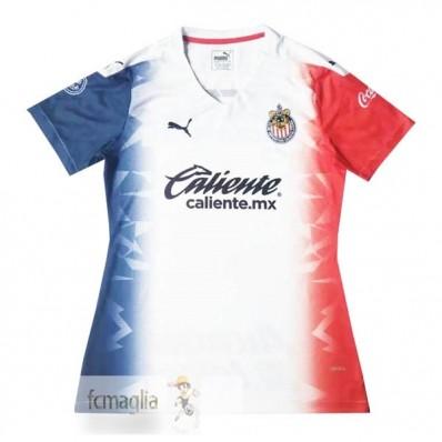 Divise Calcio Away Donna Chivas Guadalajara 2020 2021