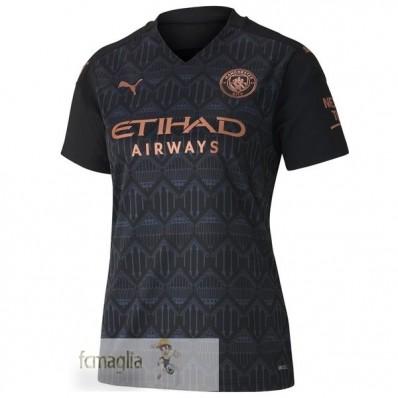 Divise Calcio Away Donna Manchester City 2020 2021