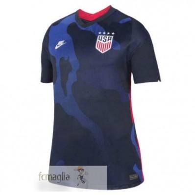Divise Calcio Away Donna Stati Uniti 2020