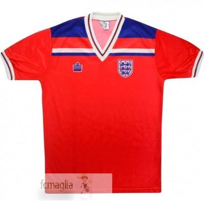 Divise Calcio Away Inghilterra Retro 1980