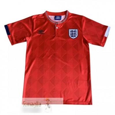 Divise Calcio Away Inghilterra Retro 1989