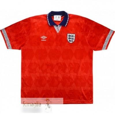 Divise Calcio Away Inghilterra Retro 1990