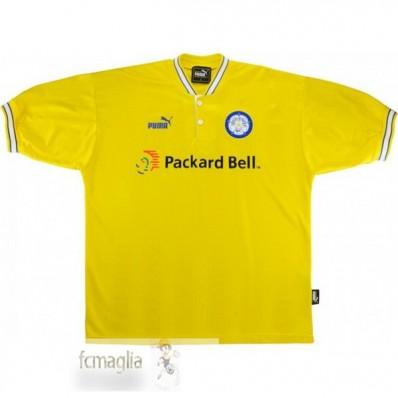 Divise Calcio Away Leeds United Retro 1997 1998