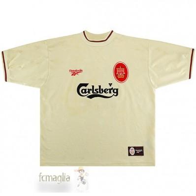 Divise Calcio Away Liverpool Retro 1996 1997