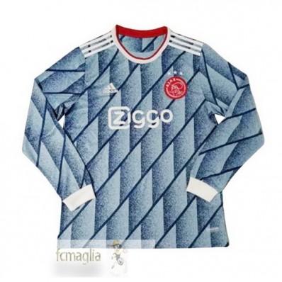Divise Calcio Away Manica Lunga Ajax 2020 2021