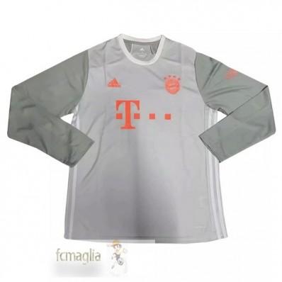 Divise Calcio Away Manica Lunga Bayern Monaco 2020 2021