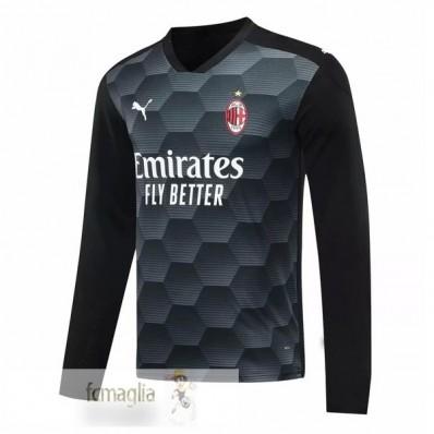Divise Calcio Away Manica Lunga Portiere AC Milan 2020 2021