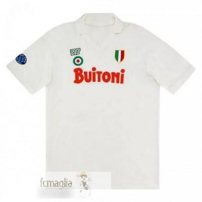 Divise Calcio Away Napoli Retro 1987 1988