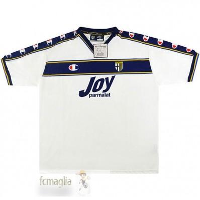 Divise Calcio Away Parma Retro 2001 2002