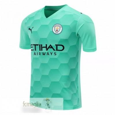 Divise Calcio Away Portiere Manchester City 2020 2021