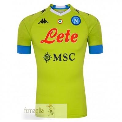 Divise Calcio Away Portiere Napoli 2020 2021