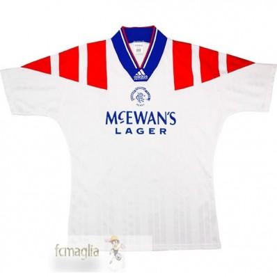Divise Calcio Away Rangers Retro 1992 1993