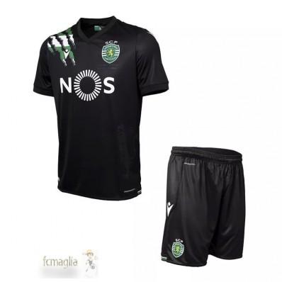 Divise Calcio Away Set Bambino Lisboa 2020 2021