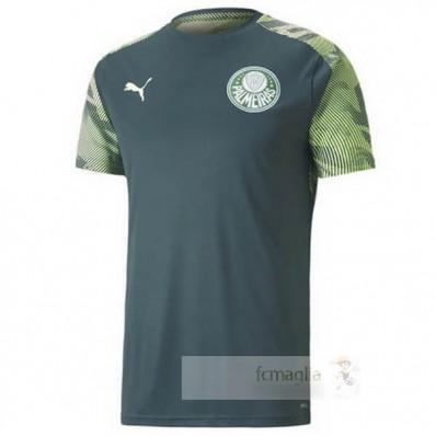 Divise calcio Allenamento Palmeiras 2020 2021 Verde