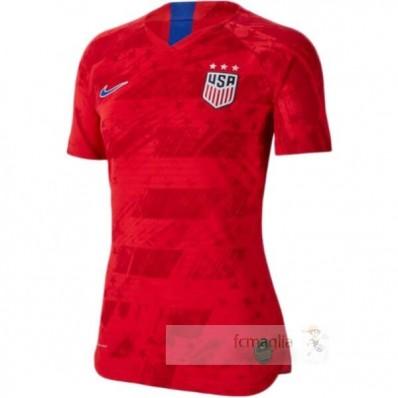 Divise calcio Away Donna Stati Uniti 2019