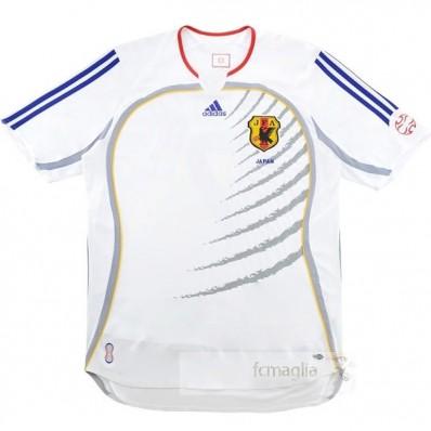 Divise calcio Away Giappone Retro 2006 2008