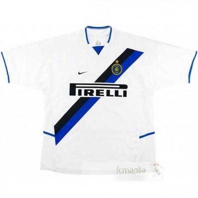 Divise calcio Away Inter Milan Retro 2002 2003