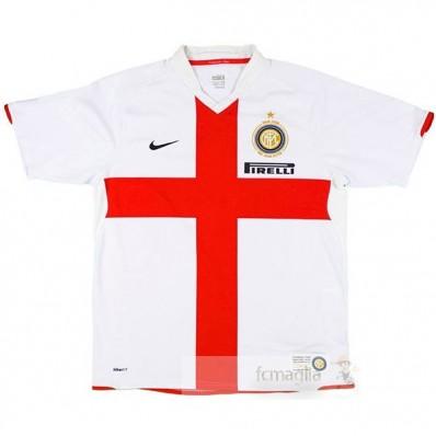Divise calcio Away Inter Milan Retro 2007 2008