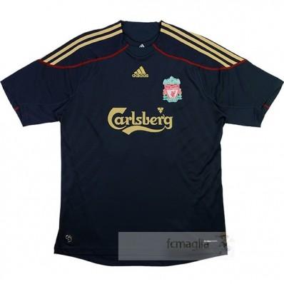 Divise calcio Away Liverpool Retro 2009 2010