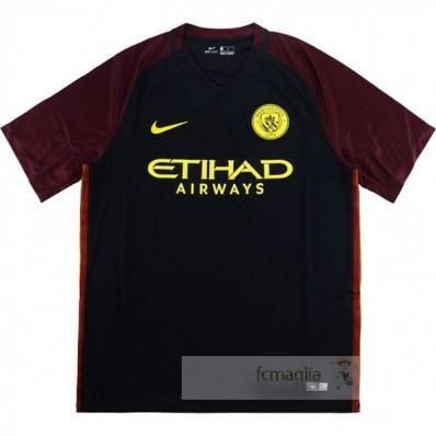 Divise calcio Away Manchester City Retro 2016 2017