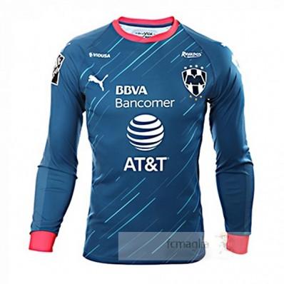 Divise calcio Away Manica Lunga Monterrey 2018 2019