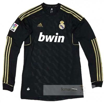 Divise calcio Away Manica Lunga Real Madrid Retro 2011 2012