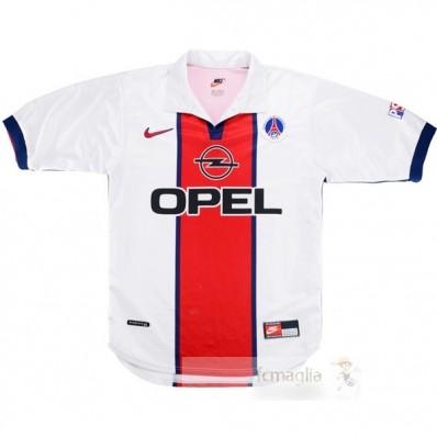 Divise calcio Away Paris Saint Germain Retro 1998 1999