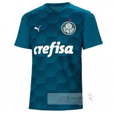 Divise calcio Away Portiere Palmeiras 2020 2021