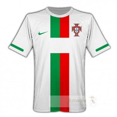 Divise calcio Away Portogallo Retro 2010