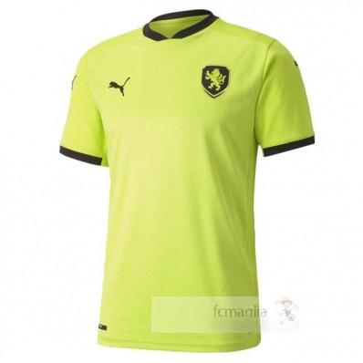 Divise calcio Away Republica Ceca 2020