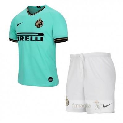 Divise calcio Away Set Bambino Inter Milan 2019 2020