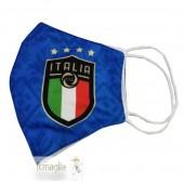 Asciugamano Maschera Da Calcio Italia