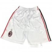 Away Pantaloni AC Milan Retro 2008 2009 Bianco